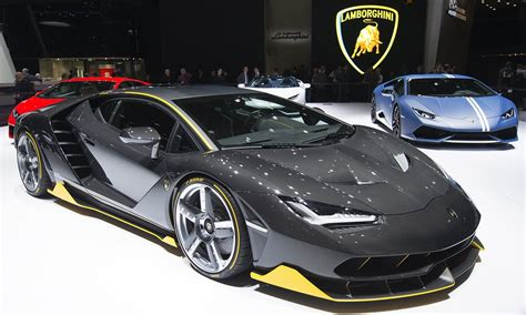 new models of cars these luxury supercars at the geneva auto show are a car