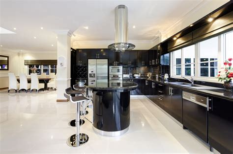 black kitchen ideas 2018 33 sleek black kitchen ideas for 2018
