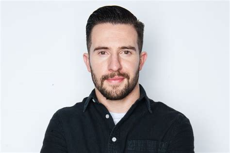 male cast of emmerdale michael parr i might be sexiest male but i m still a