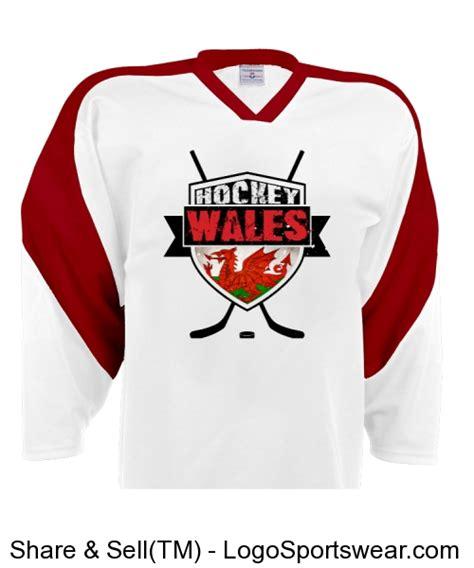 design your own hockey jacket hockey wales shield flag hockey jersey customize your