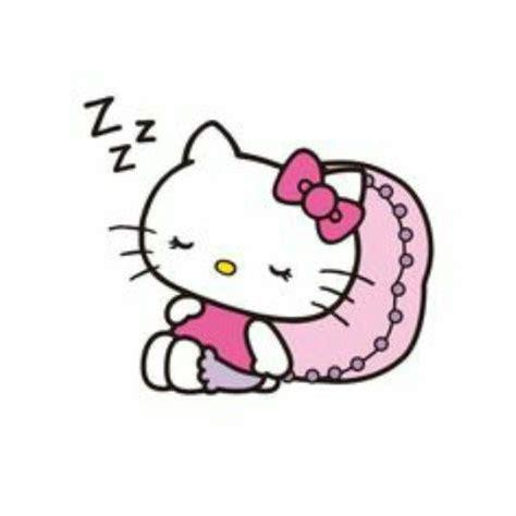 imagenes buenas noches hello kitty good night kitty mi hello kitty pinterest buenas