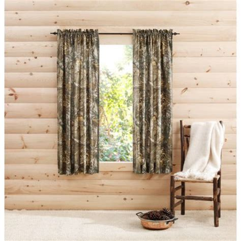 realtree camo drapes realtree xtra camo curtain panels set of 2 walmart com