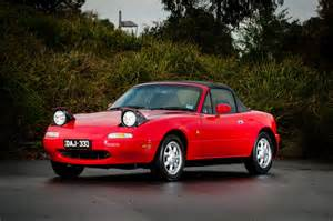 why does alot of on the mazda mx 5 na i think