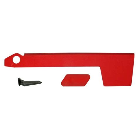 Gibraltar Mailboxes Replacement Mailbox Flag Kit in Red RF000R06 The Home Depot