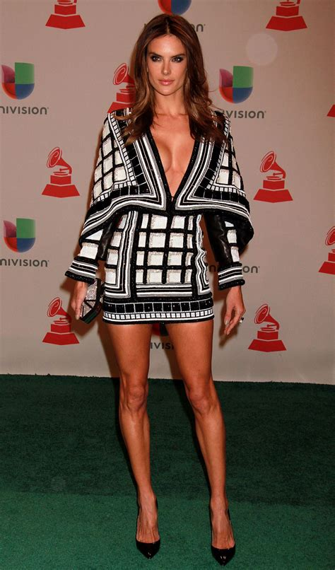 Alessandra Ambrosio Does Vegas by Alessandra Ambrosio 2014 Grammy Awards In Las Vegas