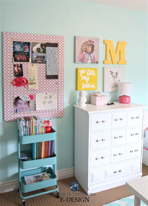 ikea hack raskog cart girls bedroom decorating