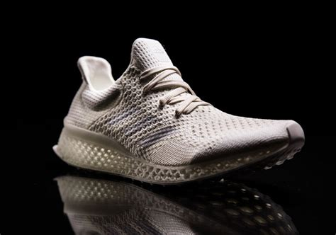 Sepatu Adidas Madoru Adidas Ultra Boost 3d adidas presents the future of running shoes 3d printed midsole technology sneakernews
