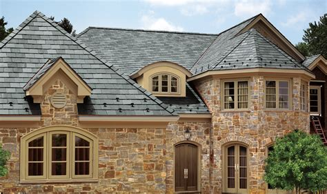 house shingles slate roofing