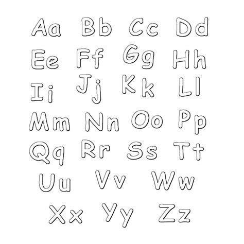 Modeles De Lettre Alphabet Trouver Modele Lettre Alphabetique A Imprimer