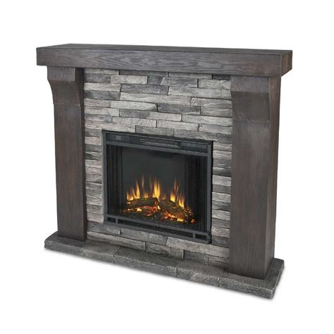 two sided ventless gas fireplace with windows avondale