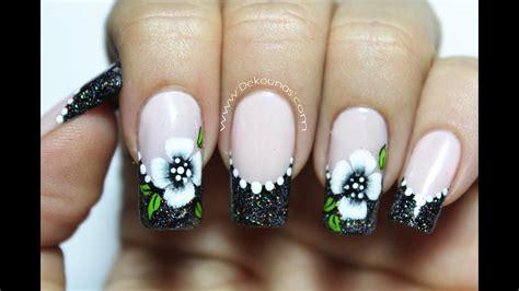 imagenes decorados de uñas con flores decoraciones de uas 2014uas decoradas bien lindaslas