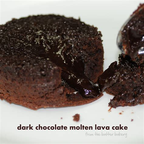 bakers molten chocolate cake the batter baker chocolate molten lava cake