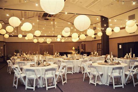 decorations for wedding reception quelle surface faut il pr 233 voir pour votre salle de