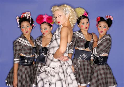 gwen stefani harajuku girls harajuku girls everything in time