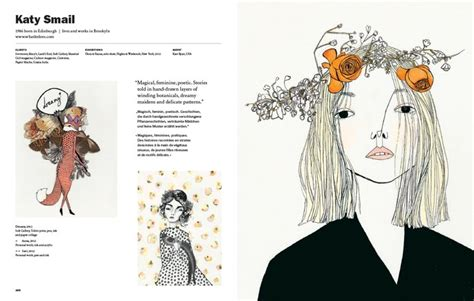 illustration now 5 3836545284 kate ryan katy smail in illustration now 5