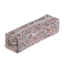 girls glitter pencil case fun finds j crew