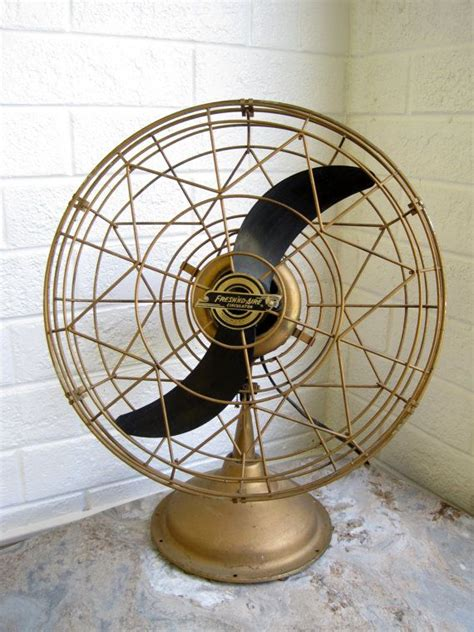 what is the best fan that blows cold air 1950s deco table fan blows cold 1950s 1950s