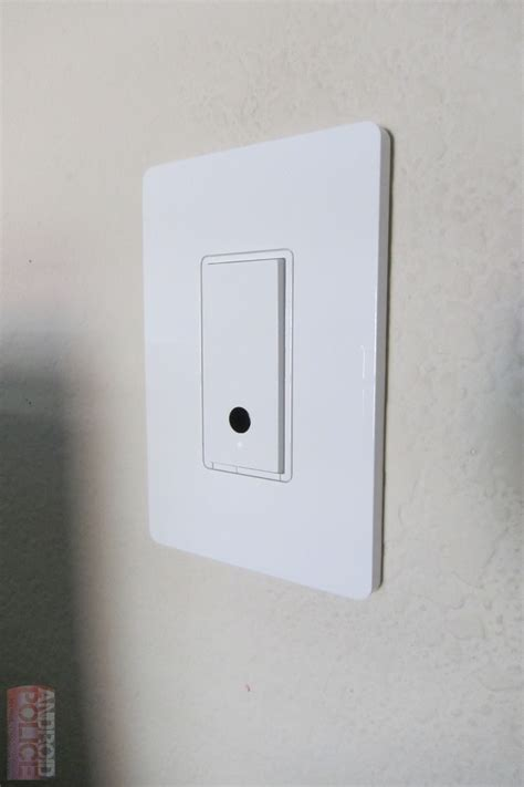 Wemo Light by Belkin Wemo Motion Switch And Light Switch Review