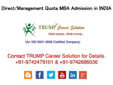 Mba In Automotive Business Management In India by Management Quota Mba Admission In India