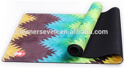 Zenergy Mat by Label Sublimation Custom Digital Printed
