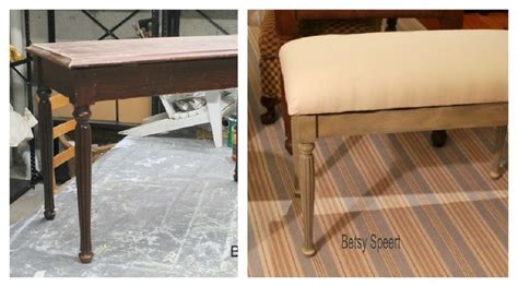 how to upholster a piano bench how to upholster a hinged piano bench home living room