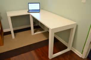 building desk easy diy craft desk the duckling house
