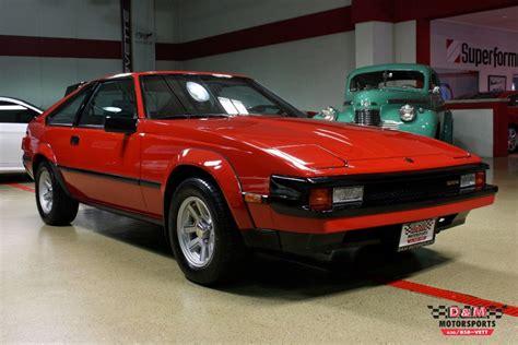 1983 Toyota Celica Supra 1983 Toyota Celica Supra Stock M5455 For Sale Near Glen