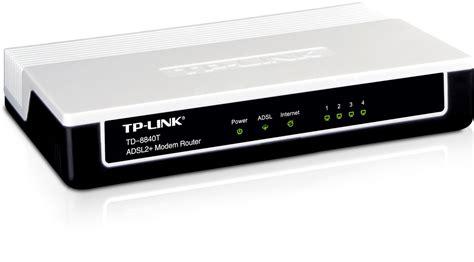 Modem Adsl Tp Link by Tp Link Td 8840t Adsl2 Modem Router 4 X 10 100 Lisconet