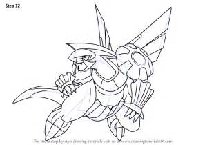 step step draw palkia pokemon drawingtutorials101