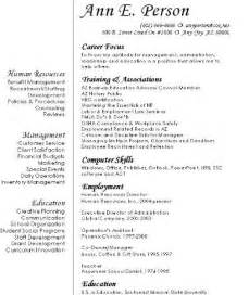 Sle Resume After Career by Changing Career Resume Objective Exles