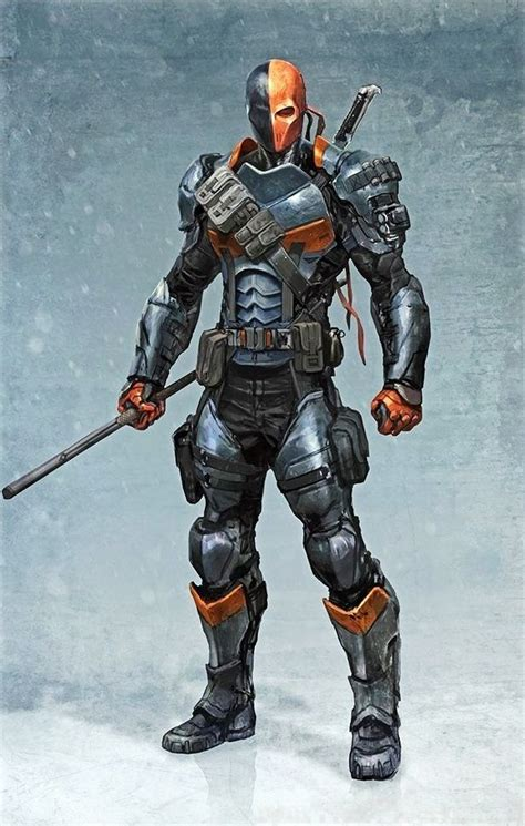 25 best ideas about deathstroke on