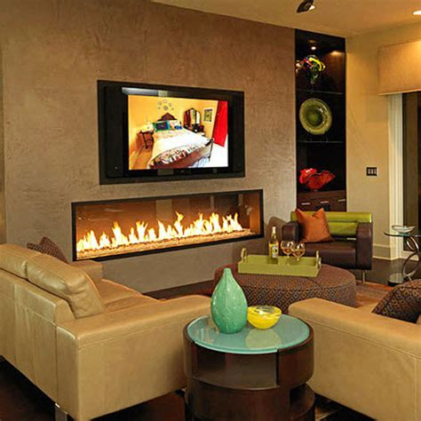 lineafire fireplaces horizontal