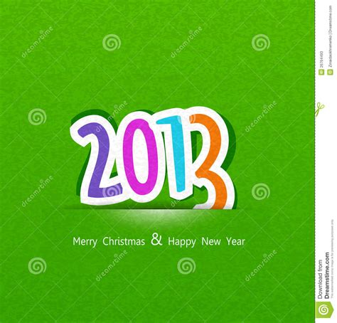 new year by the numbers new year background with the numbers 2013 stock photos