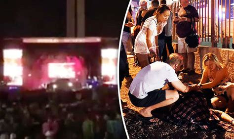 las vegas shooting what concert las vegas shooting horrifying moments ring