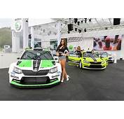 Sporty Five ŠKODA Greats At W&246rthersee GTI