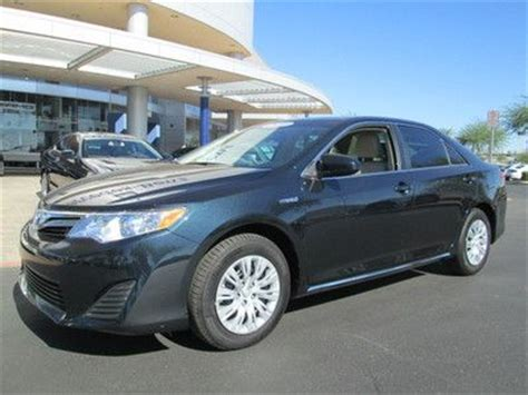 find used 2012 hybrid dark steel mica automatic miles:6k