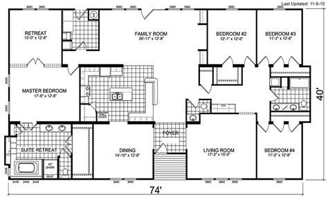 mobile home floor plans triple wide mobile homes ideas triple wide mobile homes floor plans new triple wide
