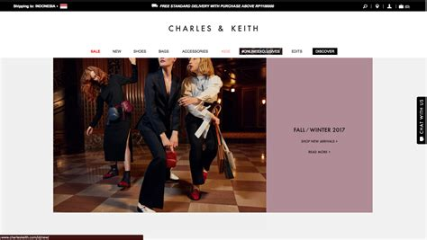 Tas Dan Sepatu Charles And Keith diskon charles keith harga promo cashback s d 6 5