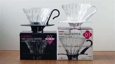 Hario Dripper V60 Glass Vdgn 02b hario ハリオ v60耐熱ガラス透過ドリッパーn vdgnシリーズ