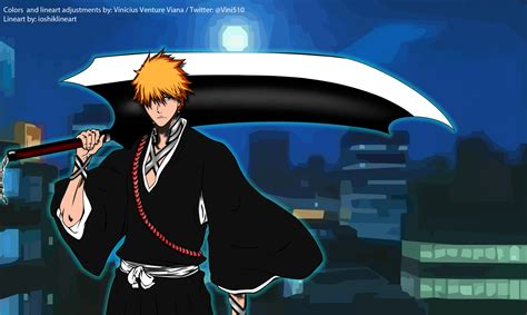 anime overpower ichigo overpower by vinnycinhow on deviantart
