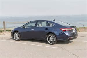 Toyota Avalon 2017 Toyota Avalon Reviews And Rating Motor Trend