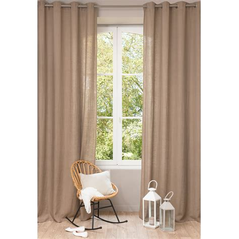 Rideau Voilage Taupe by Rideau Taupe