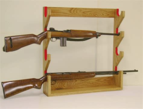 Wall Mount Rifle Rack by Rifle Wall Mount