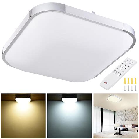 led ceiling light flush mount fixture l bedroom kitchen