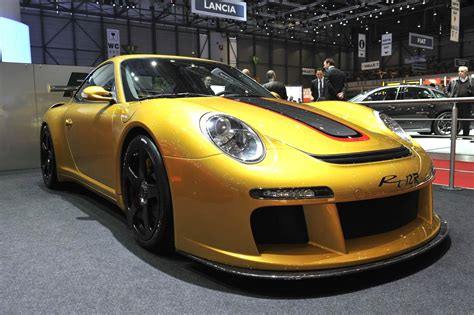 Ruf Porsche 911 Rt 12 R Car Tuning