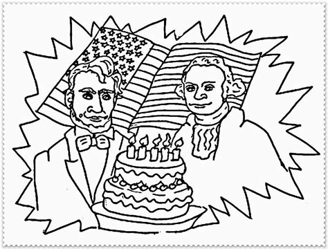 president s day coloring pages realistic coloring pages