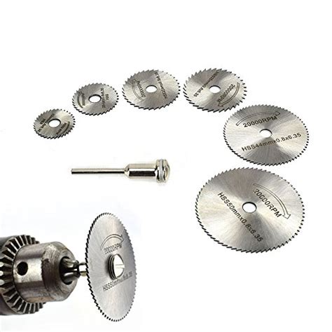 Mini Saw Blade Hss Rotary Tools 50mm Rod Gergaji Rotary Mini bestselling metal cutting circular saw blades gistgear