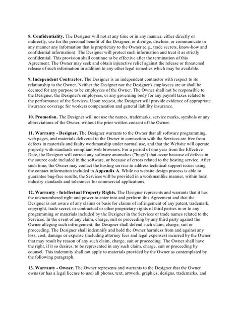 contractor confidentiality agreements 28 images of worker contract template linkcabin