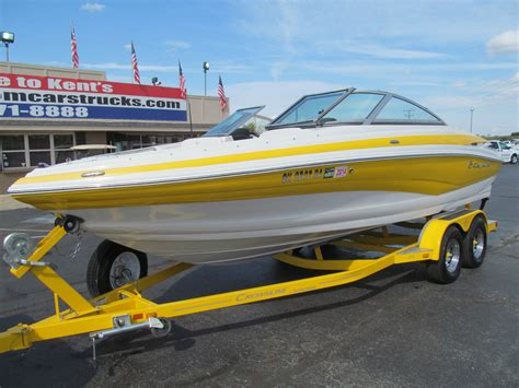 crownline outboard boats crownline bowrider 215 ss boat for sale from usa