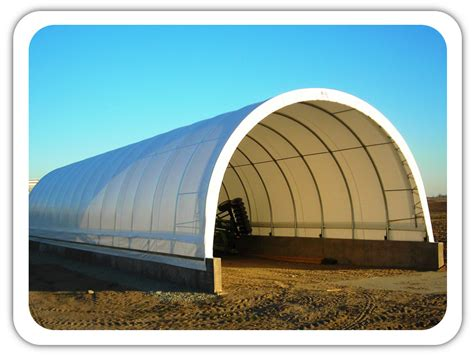 Fabric Sheds by Fabric Building Kits Light Fabric Structures